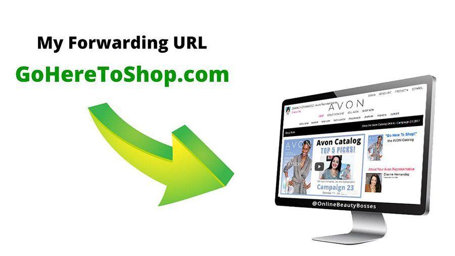 how-to-forward-your-avon-web-address