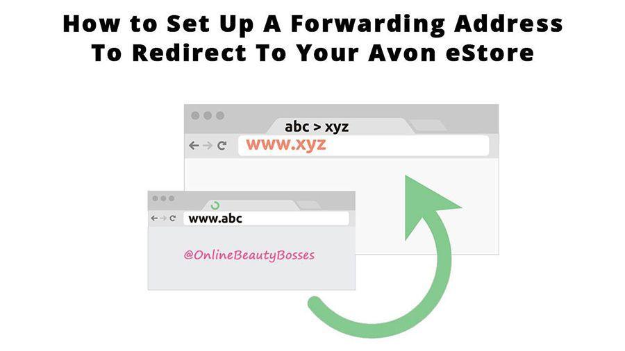how-to-redirect-your-avon-eStore-address