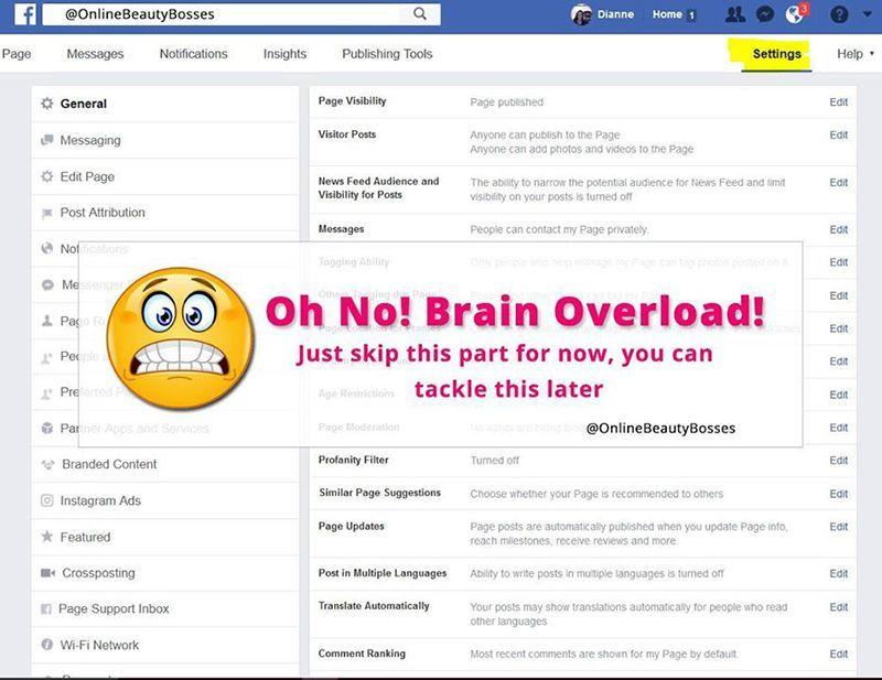 Advance-Facebook-Page-Setup