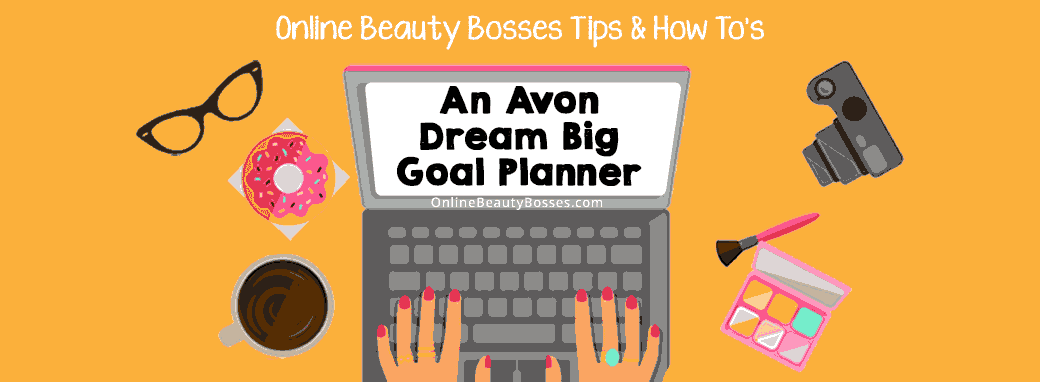 How To Set Avon Goals