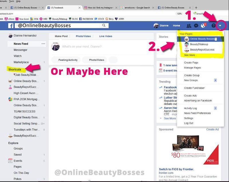 How-To-Access-Facebook-Page