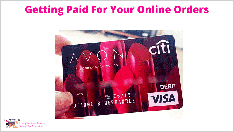Avon Debit Card