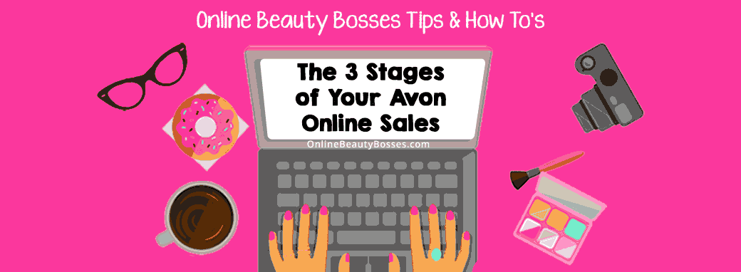3-Stages-Of-Avon-Online-Store-Sales