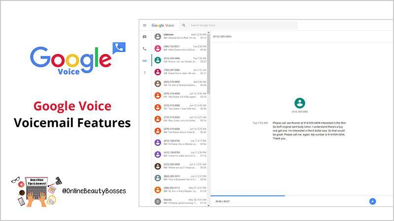 Google Voicemail