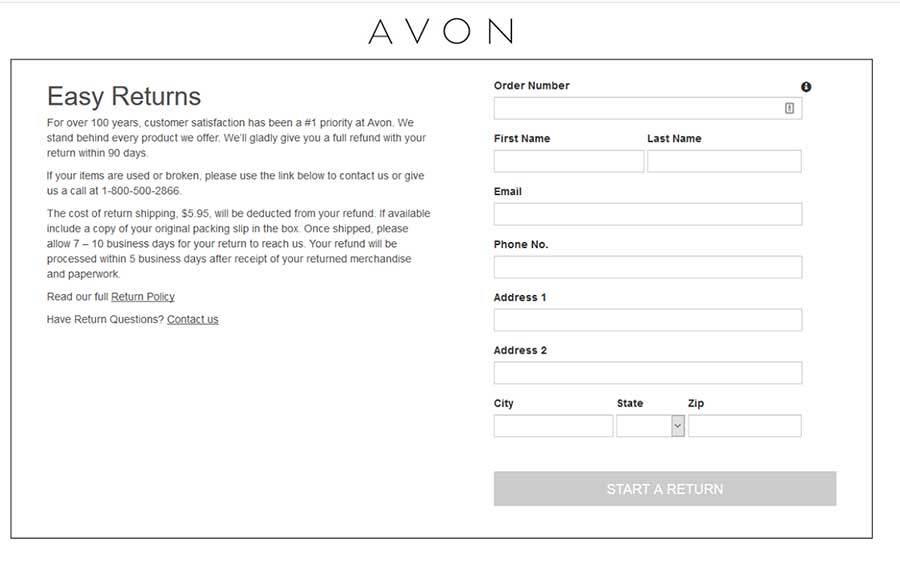 Avon-Easy-Returns