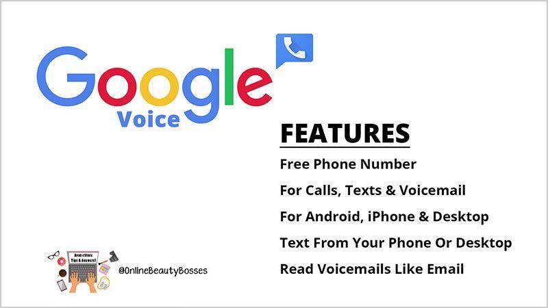 Google Voice Features