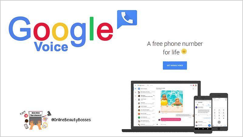 Google Voice Phone Number