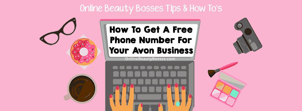 Google Voice - Avon Business Phone
