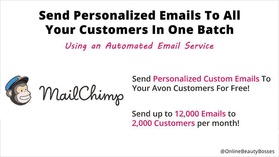 Free Mailchimp Account
