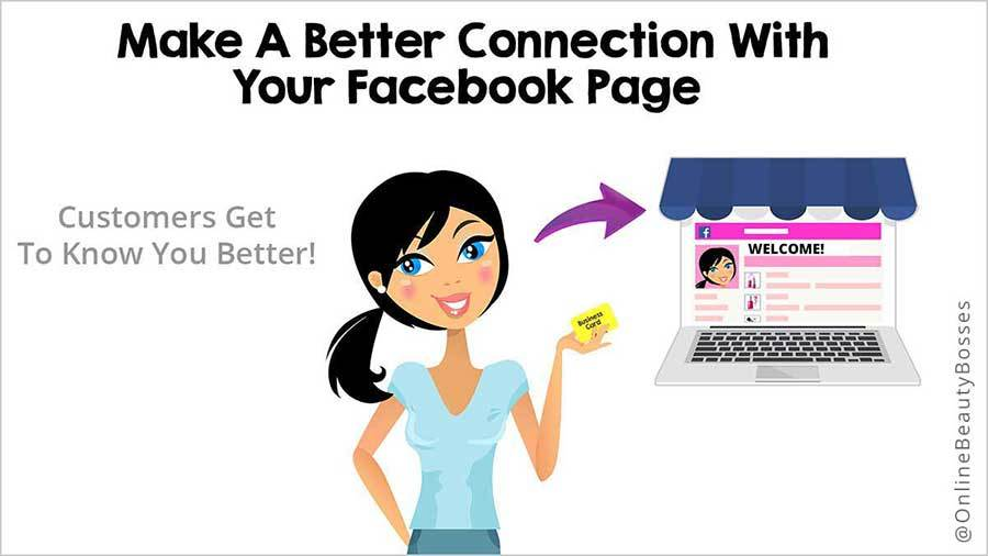 Make A BetterF acebook Customer Connection