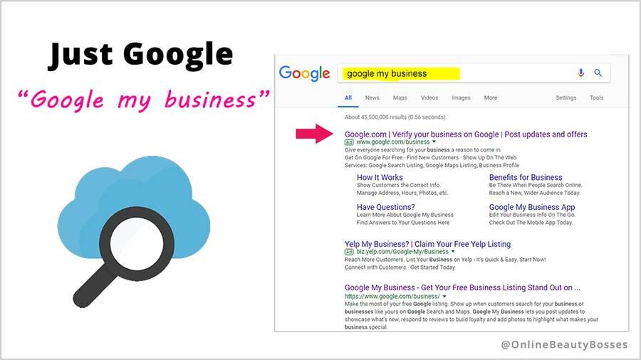 Search-Google-My-Business