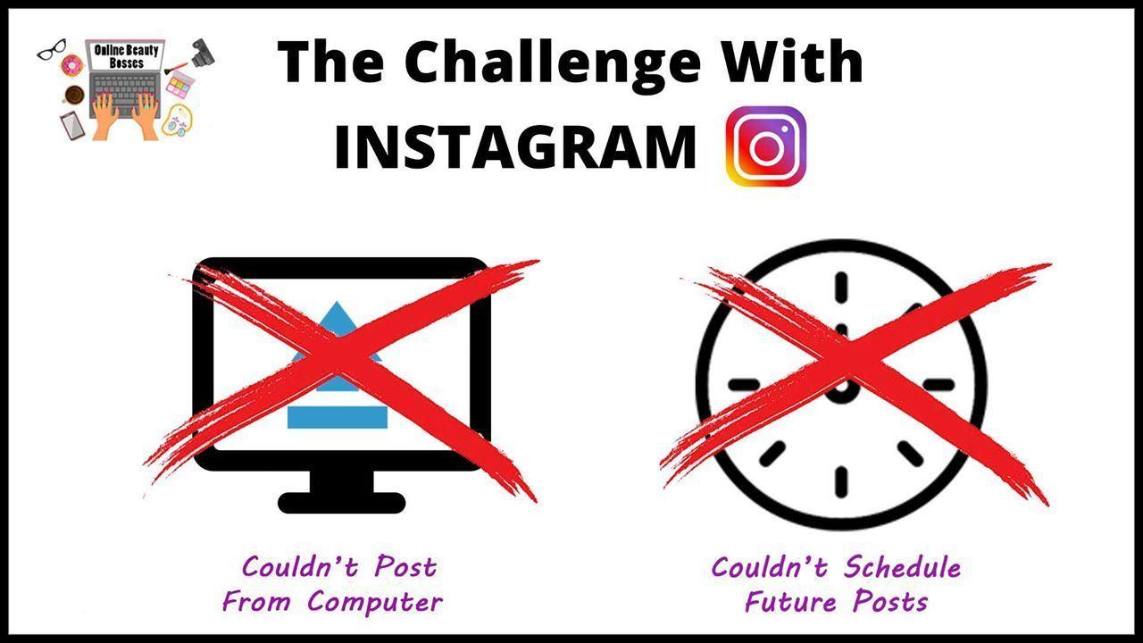 Instagram-Challenges