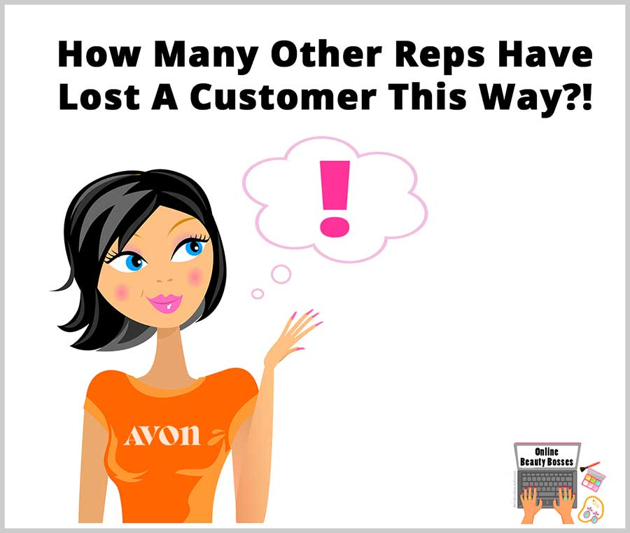 How Many Reps Lose Customers