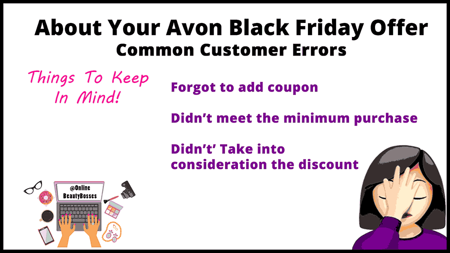 Avon-Promo-Codes-Common-Customer-Mistakes
