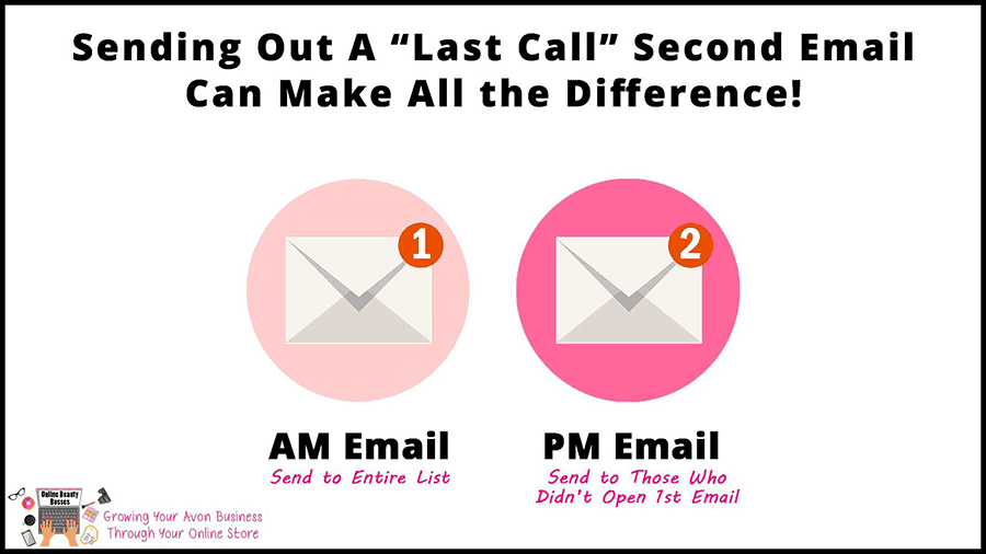 Last Call Second Email
